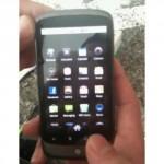 Nexus One, breaking Google Notebook