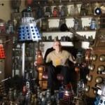 A világ legnagyobb Dalek gyűjteménye