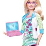 """""""Számítógép mérnök"""" Barbie"""
