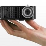 Dell M110, a fél kilós projektor