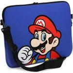Geekkarácsony – Super Mario Laptop Sleeve
