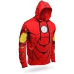 Heti póló – Iron Man kapucnis pulcsi