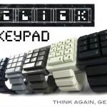 Watchismo: óra numerikus keyboardból
