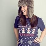 Heti póló – Ronda karácsonyi pulcsi-pólók