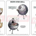 Elvetett Star Wars termékek