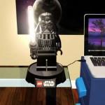 Darth Vader lámpa