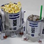R2-D2 Popcorn tartó