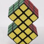 Kettő az egyben Rubik kocka
