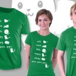 Heti póló: Soft Kitty TBBT másképp