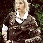 Link steampunk cosplay