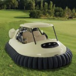 Hover golf kocsi