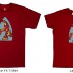 Heti póló – Ironing Man