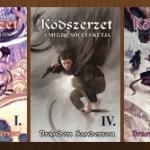 Olvasónapló: Brandon Sanderson – Ködszerzet sorozat