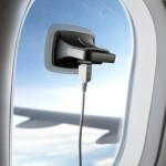 Napelemes mobiltöltő, amit repülőn is használhatsz