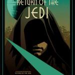 Star Wars Return of the Jedi Limited Edition Designer Poster