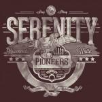 Heti póló: Serenity