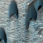 Gene Roddenberry már a Marson jár