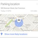 Emlékezni fog a Google, hogy hol hagytad az autódat