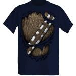 Heti póló – Wookie