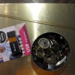DIY Steampunk USB Stick – első próbálkozás