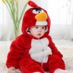 Utolsó perces Angry birds kosztüm Halloweenre