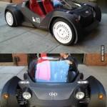 Már autót is nyomtatnak 3D nyomtatóval