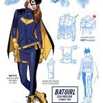 Batgirl új kosztümje