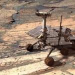 11 éve van a Marson az Opportunity