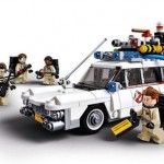 Ghostbusters a Lego-tól