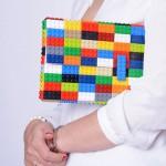 Női táska LEGO-ból