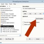 TextExpander helyett PhraseExpress Windowsra [Portable]