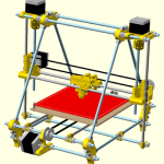 RepRap Prusa i2-vel a 3D-s világ nyomában