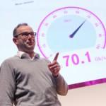 5G-vel 70Gb/sec sebesség a Telekomnál