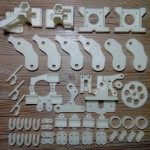 Heacent-Open-RepRap-Prusa-Mendel-i2-DIY-3D-Printer-ABS-Plastic-Set-Print-Parts-White-18[1]